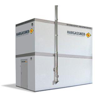 Mobiele ketelhuizen / verwarmingscontainers