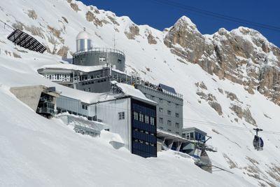 Zonnesolar Onderzoekscentrum - bergen